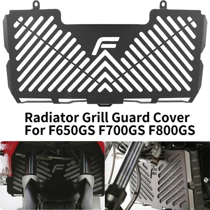 Protector de la parrilla del Protector del radiador de la motocicleta apto para BMW F800GS F650GS F700GS F800R 2008-2016