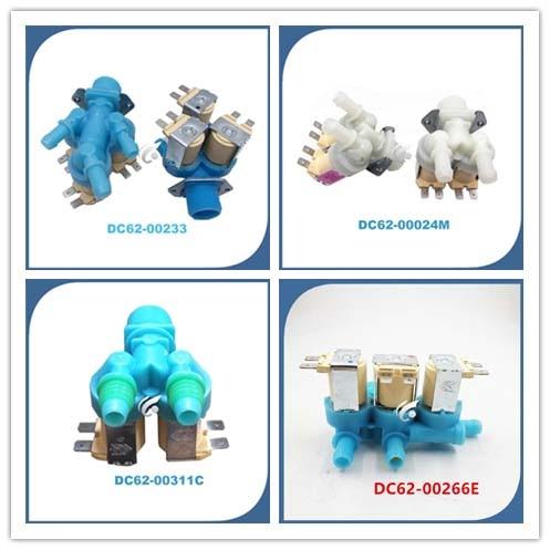 1 قطعة جديد ل غسالة صمام مدخل المياه DC62-00311G DC62-00024M DC62-00311C DC62-00233B DC62-00233D DC62-00266E