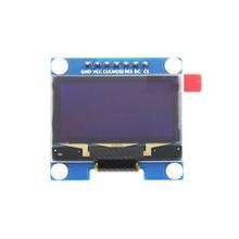 1.3 بوصة I2C SPI المسلسل 128X64 OLED شاشة LCD LED وحدة SH1106 لاردوينو عدة الضوء الأبيض