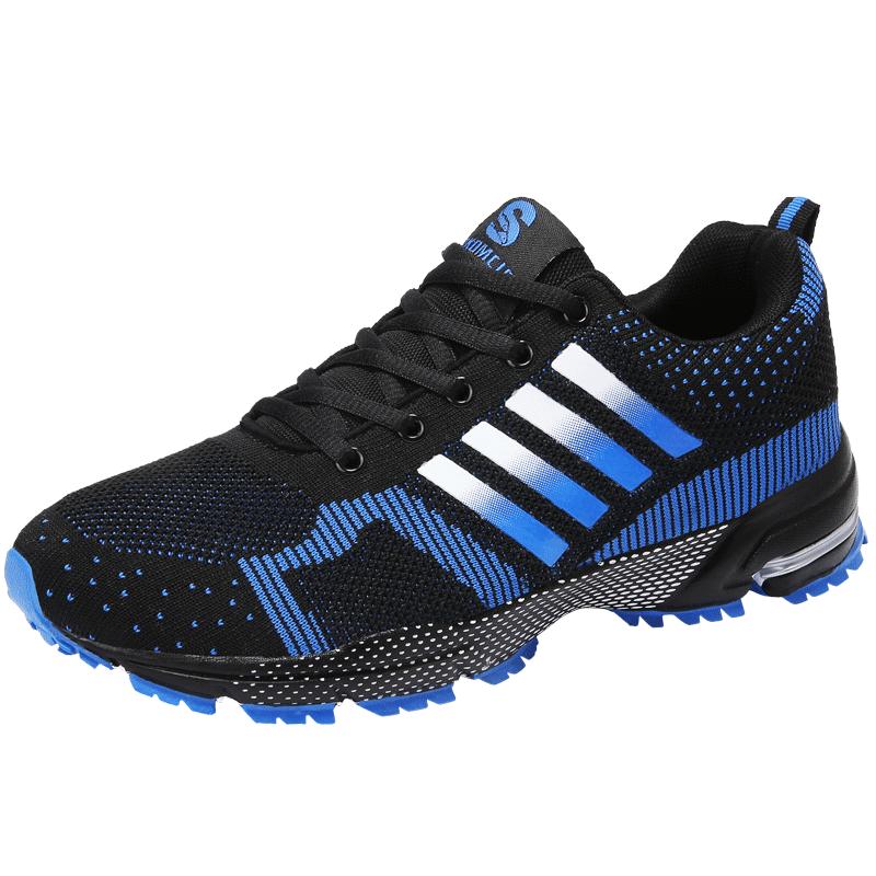 Fashion Couple Running Shoes Breathable Sport Shoes Unisex Size 35-45 Zapatillas Deportivas Chaussur