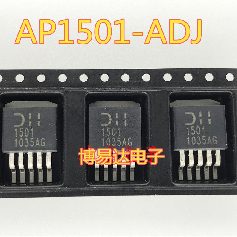 AP1501-ADJ TO263