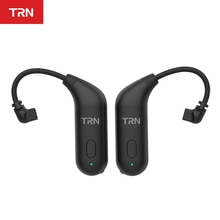 Новейший TRN BT20 Bluetooth 5,0 с ушным крючком, беговый Bluetooth кабель для обновления гарнитуры для VX TA1 V90 V20 BA5 ST1 M10 C12 ZSX DQ6