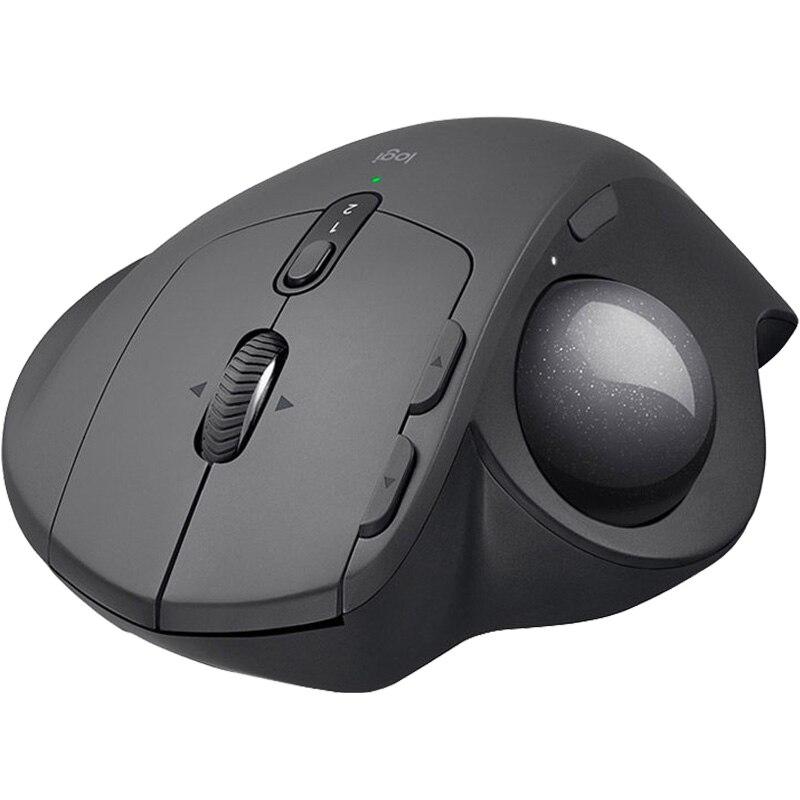 Ratón inalámbrico Bluetooth con dibujo CAD para oficina o negocios Logitech Original MX ERGO