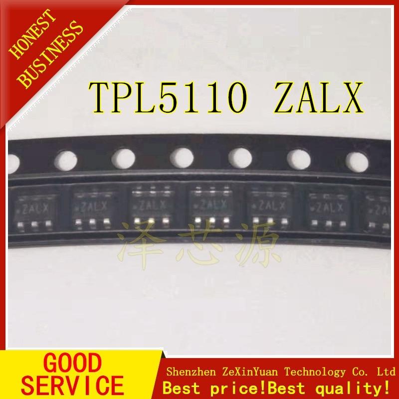 50 peças tpl5110ddcr tpl5110ddct tpl5110 zalx ic 6-sot novo original