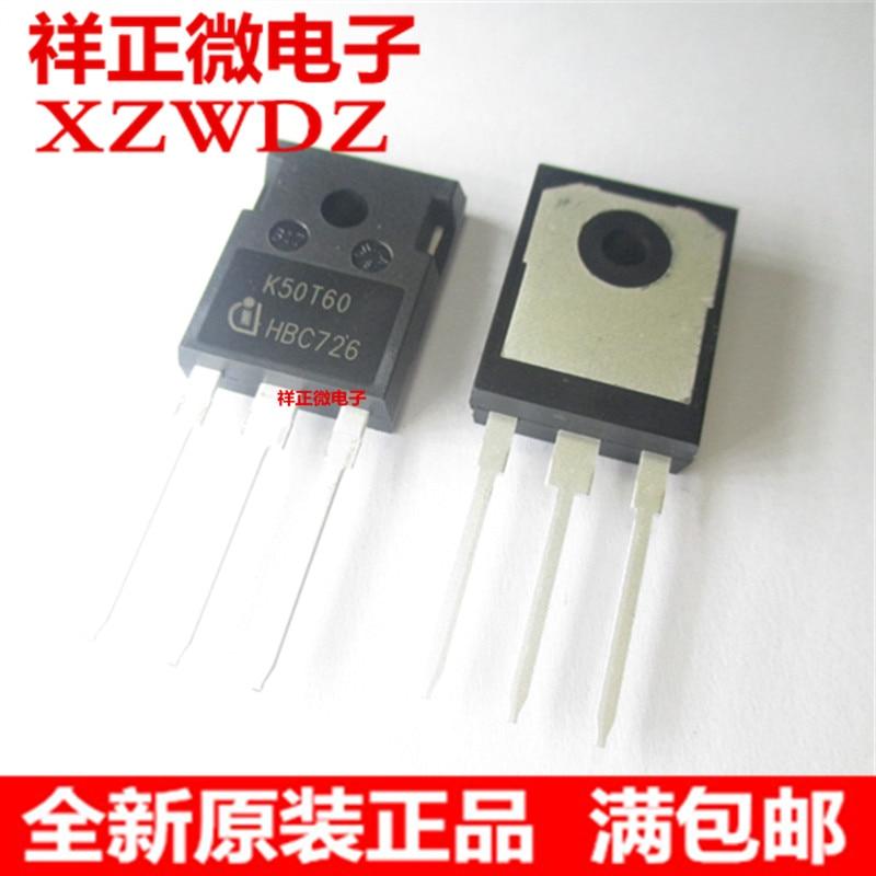 New Em estoque 100% Original K50T60 IKW50N60T K50N60 IGBT 50A600V