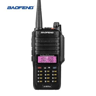 2022 Baofeng UV9Rplus walkie-talkie IP67 waterproof 15W high-power  8000mAh civilian wireless hand station for self-driving tour