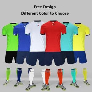 Футбол Джерси Футбол 2020-21 Лучшая цена Футбол футболка футбольной форма под заказ Футбол форма комплект Велоспорт Джерси Футбол одежда