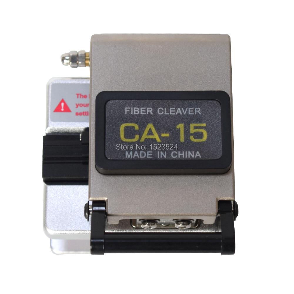 O envio gratuito de CA-15 fibra óptica cutelo cutelo faca corte fibra óptica cutelo alta precisão cortador fibra