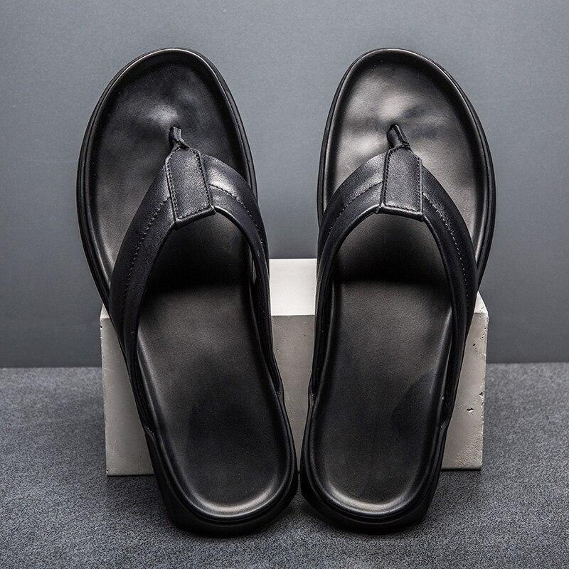Zapatillas de Hombre de Andar por Casa de Slides Chinelos de Verão Casa dos Homens dos Homens Mens Flip Flops Homens Homem Flop Sapatos Chinelos