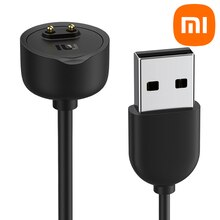 Caricabatterie magnetico con cavo di ricarica originale per Xiaomi Mi Band 6 5 NFC