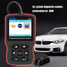 Créateur C501 OBD2 Scanner Auto   Outil de Diagnostic pour BMW All Series OBD 2 moteur/ABS/Airbag tous les systèmes