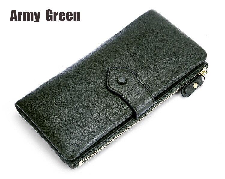 Women Wallet Large Leather Designer Zip Around Card Holder Organizer Ladies Travel Clutch