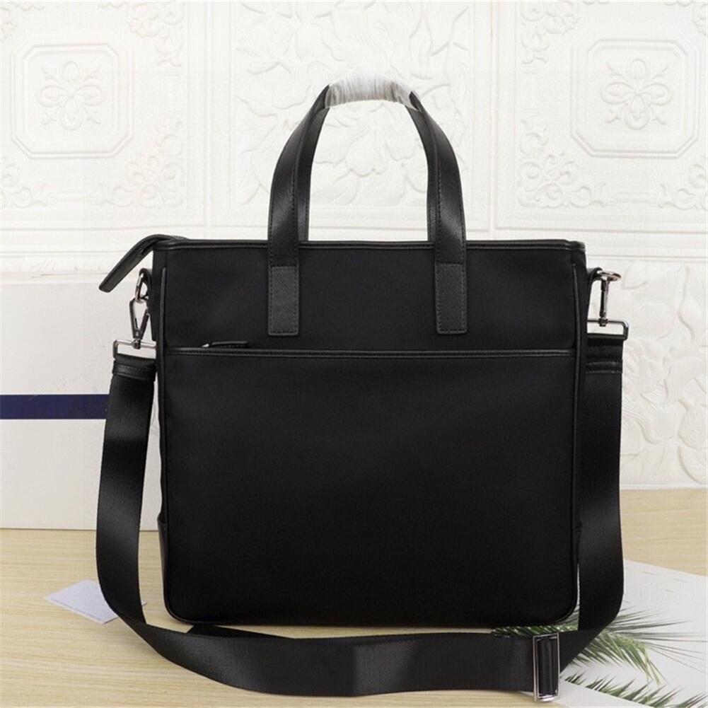 Мужские Простые повседневные сумки, мужские нейлоновые деловые сумки, мужские модные сумки