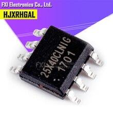 Livraison gratuite 10 pièces/lot W25X40CLSNIG W25X40CLNIG SOP8 mémoire IC original authentique