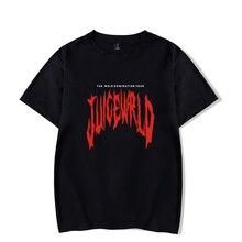 "New Arrival Rapper Juice WRLD Emo trap Song ""Lucid Dreams"" Hip hop print T-shirt Men/Women Fashion Short Sleeve T Shirt"