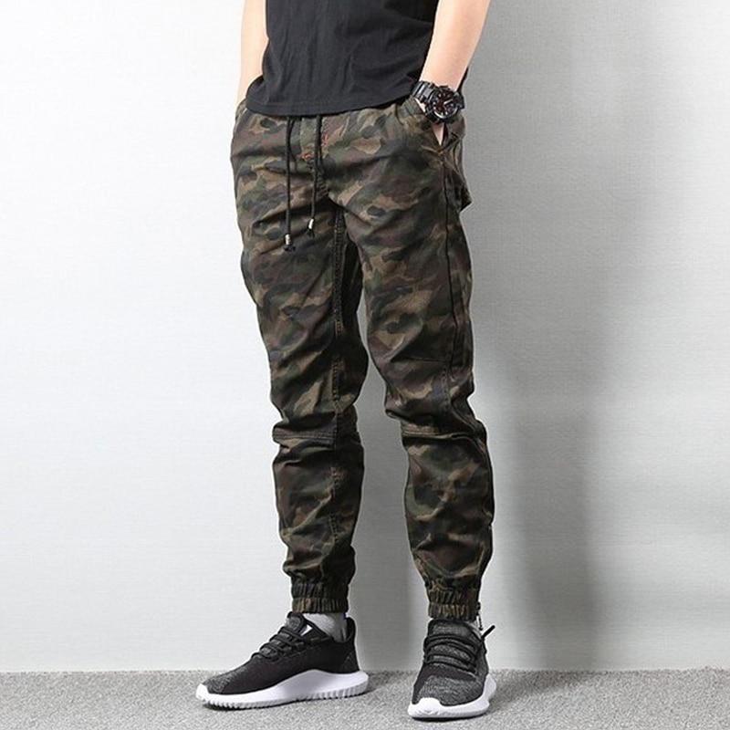 Мужские камуфляжные брюки-карго, повседневные камуфляжные штаны для бега с лесным лесом, мужские тактические брюки, военные брюки, 2020