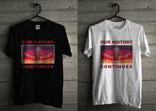 Liverpool 2020 t-shirt notre histoire continue
