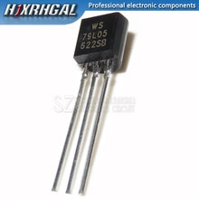 1 PIÈCES 79L05 ws79L05 TO-92 5V 100mA tension regulat