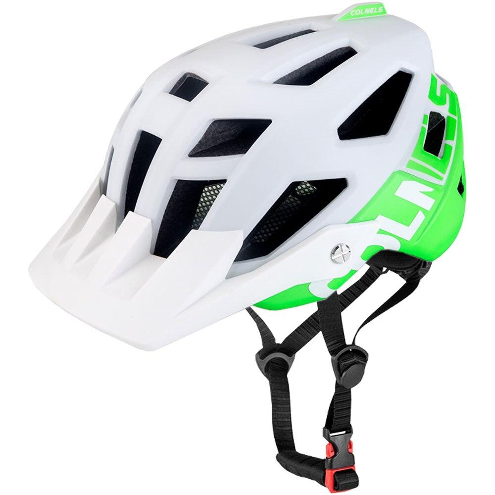 Casco de bicicleta MTB Casco de Bicicleta de carretera para adultos hombres mujeres en molde transpirable ultraligero ciclismo casco de seguridad para deportes al aire libre