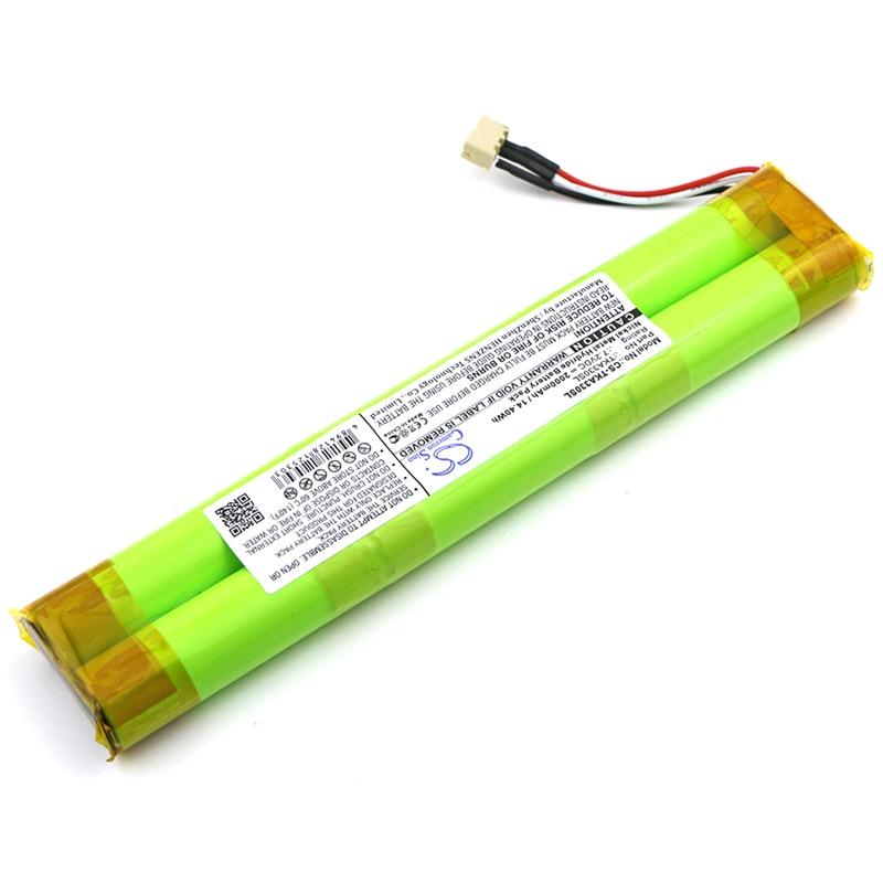 Bateria CS-TKA330SL do orador de bluetooth para