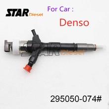 Injecteur de carburant sur Rail commun   STAR diesel 295050-074 #, 295050-0740, bouton de commande, pour TOYOTA VIGO Dyna Hiace Hilux
