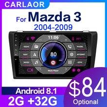 2G + 32G Android 8,1 Auto Radio Für Mazda 3 2004-2013 maxx axel Wifi Auto Stereo auto dvd gps Navigation stereo Multimedia Player