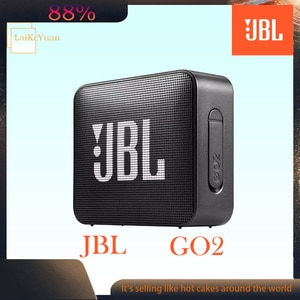 JBL GO2 Wireless Bluetooth Speaker Mini Portable IPX7 Waterproof Outdoor Sports  Rechargeable Battery with Mic