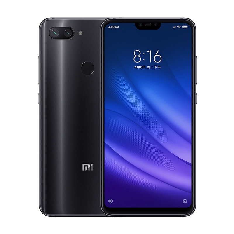 xiaomi 8 lite smartphone 6G 128G Snapdragon 660AIE Fast charging 18W global rom instock big promotion