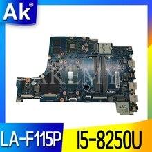 Carte mère dordinateur portable pour DELL Latitude 3480 carte mère dordinateur portable avec I5-8250U CPU F093X 0F093X CN-0F093X CAL50/DAL10 LA-F115P DDR4