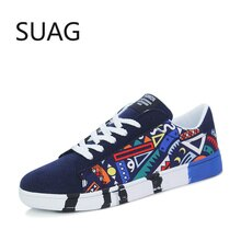 Breathable Canvas Shoes Men Sneakers Summer Casual Men Shoes Lace-up Comfortable Men Shoes Sneakers