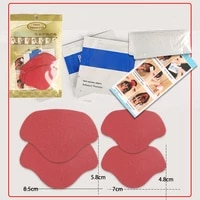 4pcs invisible heel stickers sport running shoe insoles heel liner grips protector patch adjust size protect heel foot care tool