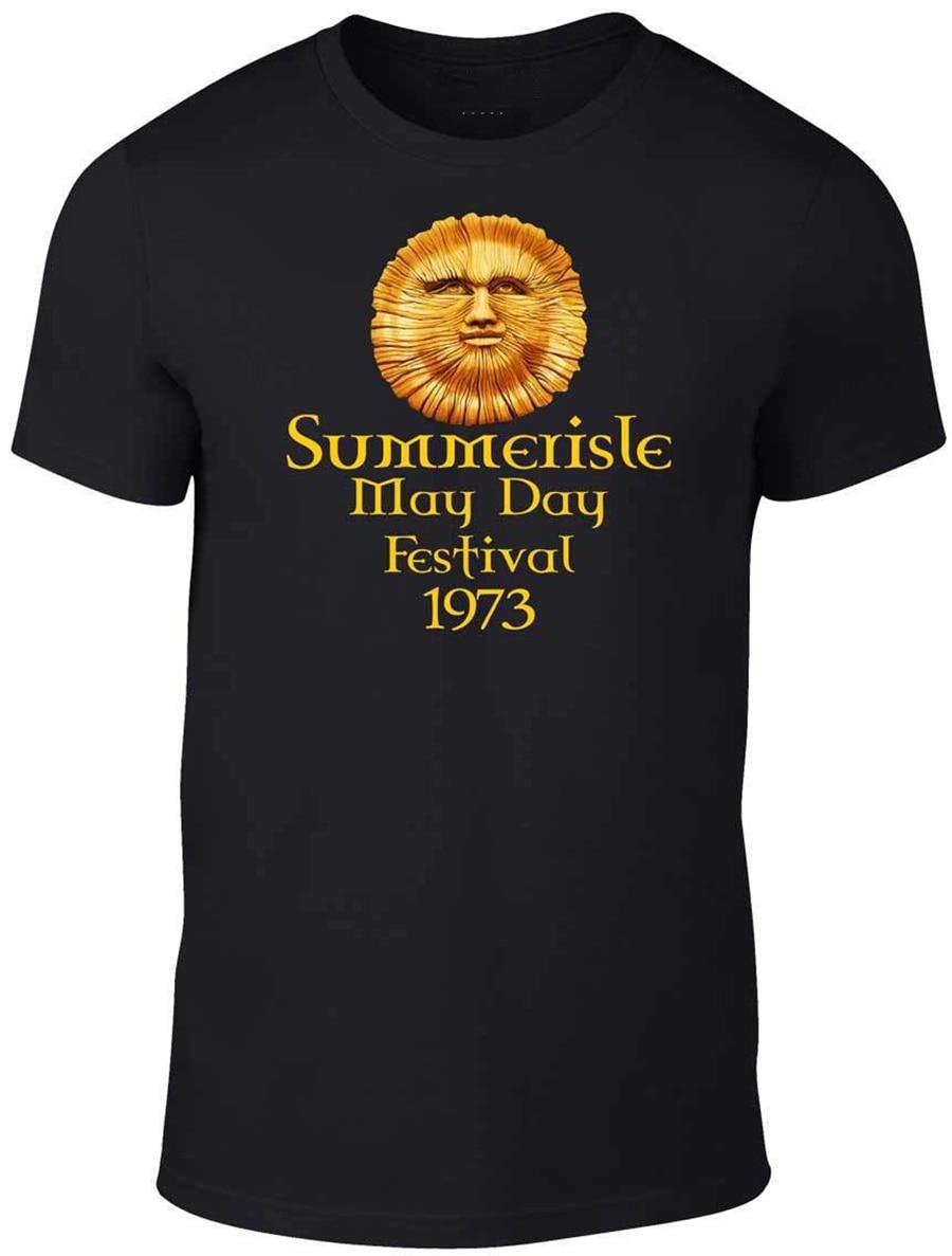 Summerisle Festival T-Shirt - Inspired By The Wicker Man Film Horror T Shirt 35Th 30Th 40Th 50Th Birthday Tee Shirt