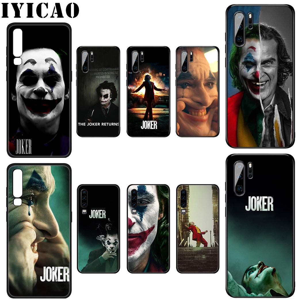Мягкий силиконовый чехол joker Joaquin Phoenix movie для huawei P Smart Z Plus 2019 P30 P20 P10 Lite Pro, чехол для телефона