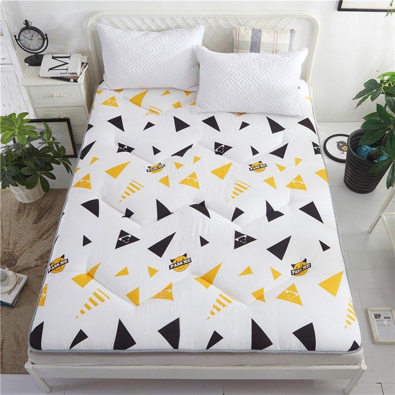 Складной коврик для студенческого дома, 0,8*1,9, один метр, 90, 1 один, 1,2, матрас, футон, 1,0 м, спальня, игровой пол, спальный коврик