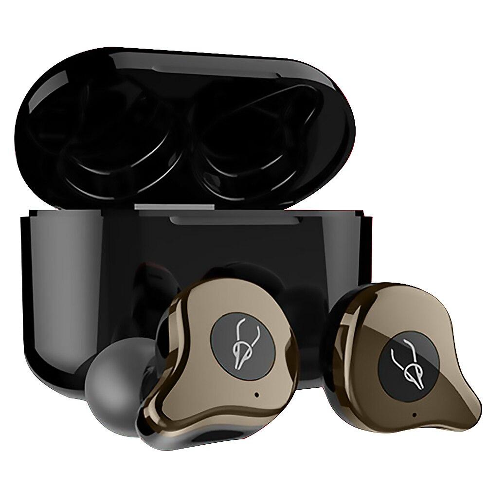 Wireless Bluetooth-compatible 5.0 Earphone TWS HiFi Sport Headset Ultra QCC3020 Easily Carrying Lightweight Earphone enlarge