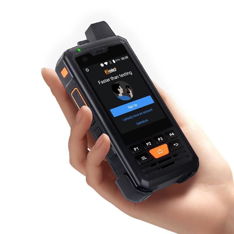 Zello рация телефон UNIWA Alps F50 Android смартфон 2G/3G/4G Сотовые телефоны один режим ожидания четырехъядерный MTK6735 1 Гб + 8 Гб ПЗУ