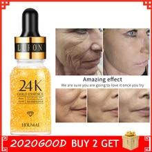 Visage-sérum rétinol rides Hyaluronique-Acide Acide-Hyaluronique or-sérum Vibrant-Glamour peau-réparation visage blanchissant soins de la peau