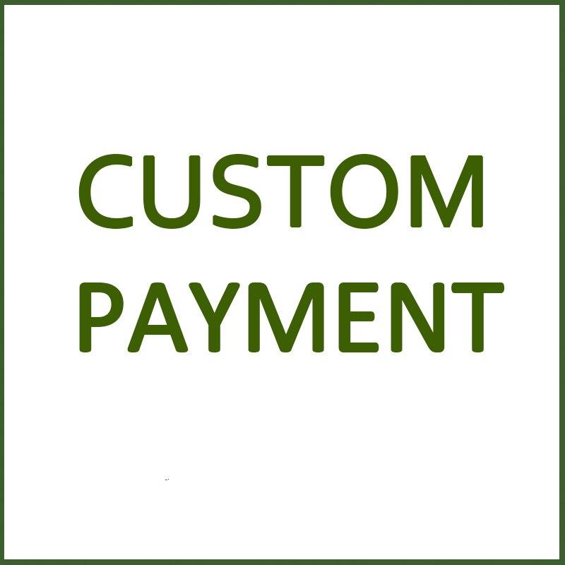 custom payment link for Carol Olivares