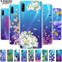 Für Huawei Honor 9X Russland Fall STK-LX1 Transparent Weiche TPU Abdeckung Für Für Huawei P smart Pro STK-L21 Fall Silikon klar