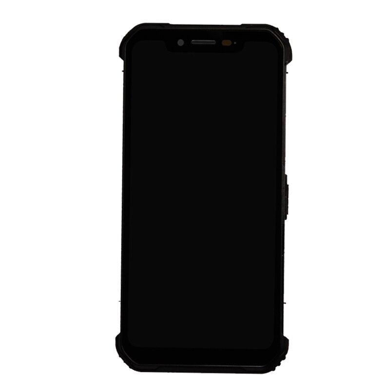 6.21 inch For Original BLACKVIEW BV9600 BV9600 Pro AMOLED LCD Display+Touch Screen +Frame +Fingerprint Sensor Button Android 9.0 enlarge