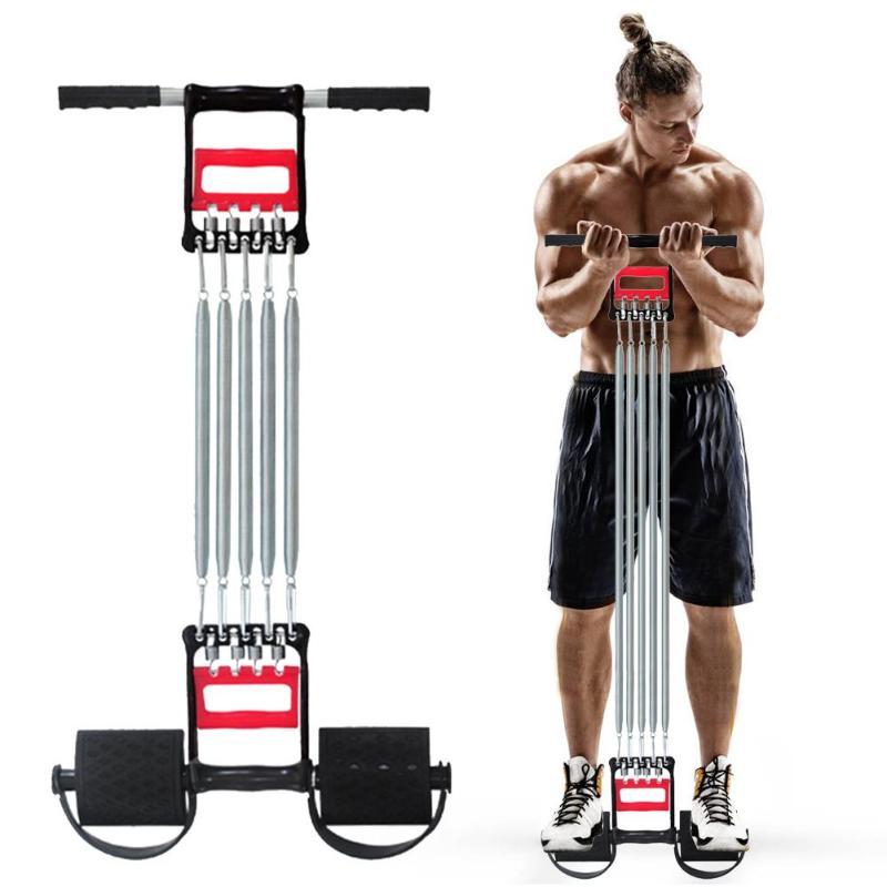 Multi funktion übung brust muskel expander männlichen körper gebäude muscle übung ausrüstung widerstand übung mit brust muscle