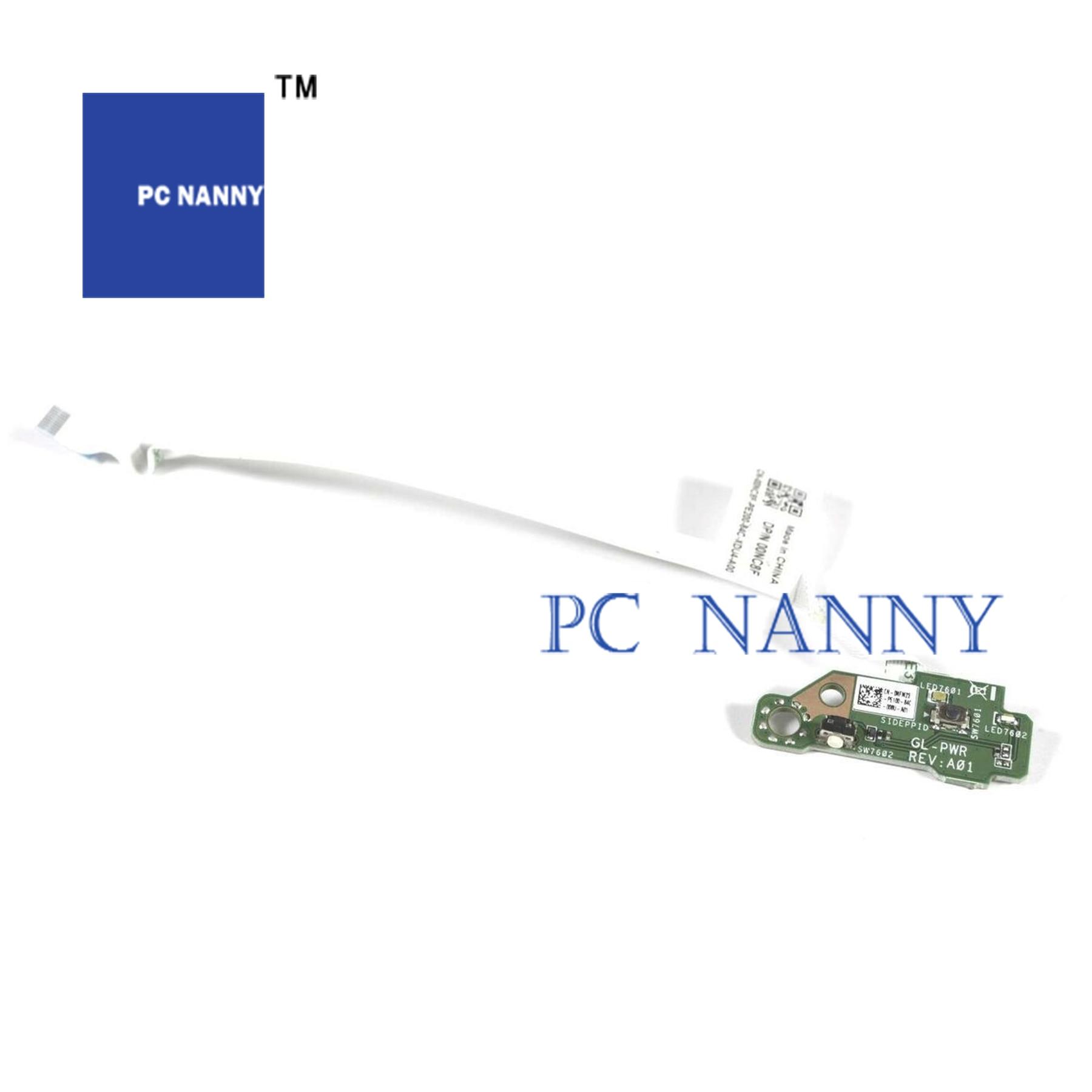PCNANNY لديل انسبايرون 5477 جميع في واحد الطاقة زر مجلس 0NFM23 المتحدثون 0M0VF7