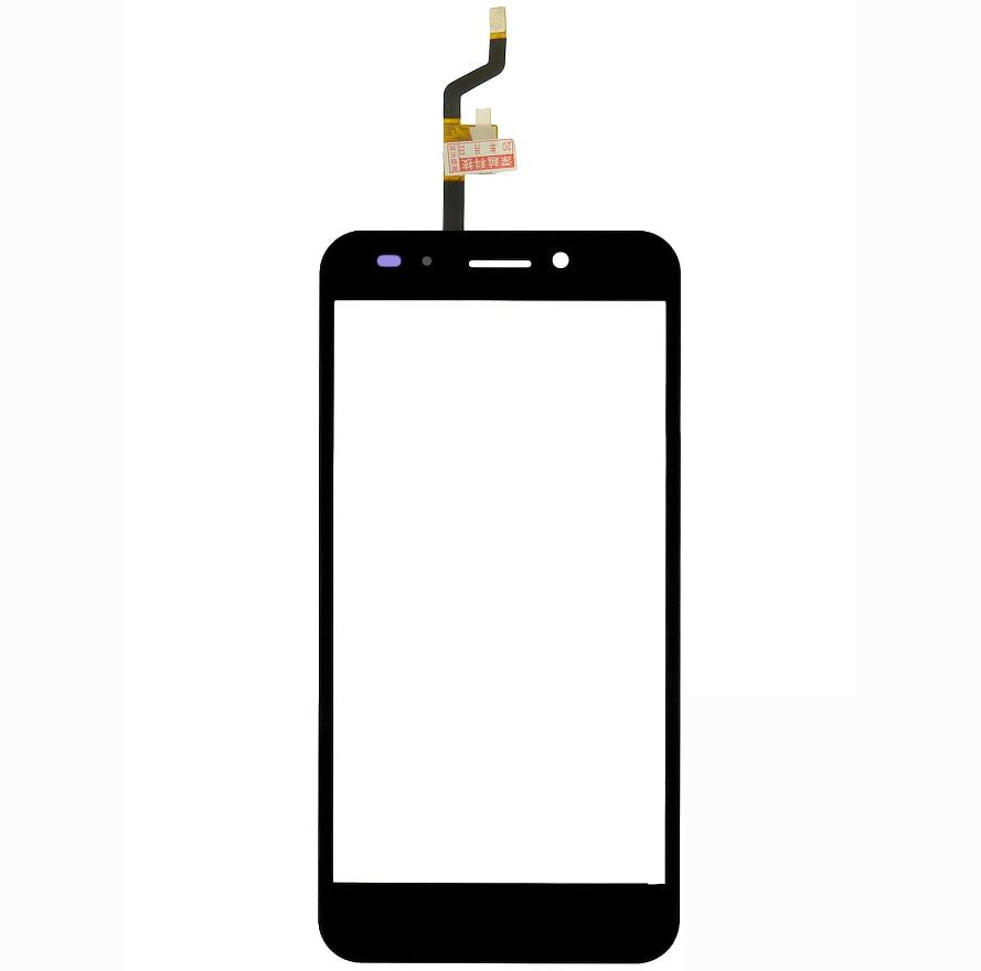 Nuevo para LOGICOM L-ITE 502 PLUS sensor de cristal de pantalla táctil panel lente cristal digitalizador