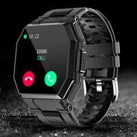 Смарт-часы CHOTOG, мужские часы с Bluetooth и музыкой IP67, водонепроницаемые Смарт-часы, женские часы с пульсометром, спортивные часы на открытом воз...