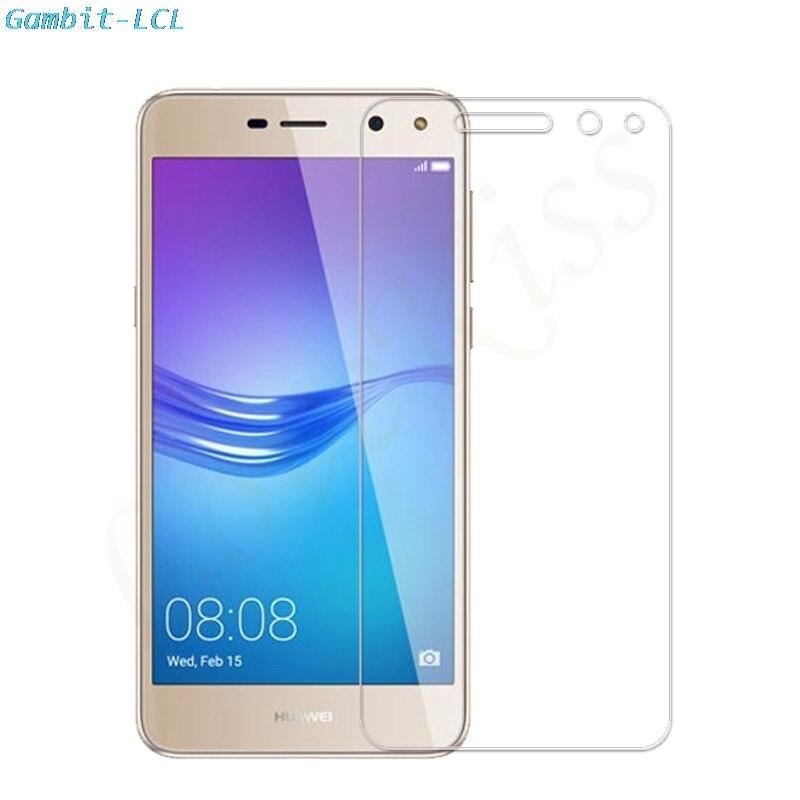 """Para vidrio templado Huawei Y5 2017 5 """"Protector de pantalla para MYA-U29 MYA-L02 MYA-L03 película protectora"""