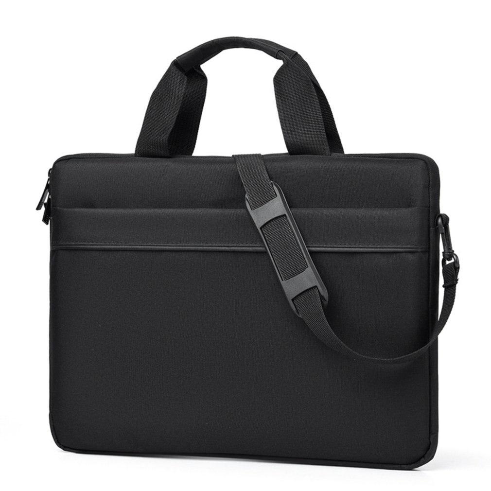 Portable Computer Notebook Shoulder Bag Handbag Computer Sleeve Laptop Shoulder Strap Computer Hand Bag