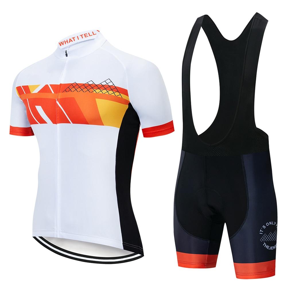 Camiseta de Ciclismo De GEL 9D, Maillot, Ropa para Ciclismo, 2019