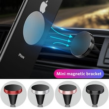 UIGO Magnetic Phone Holder for Redmi Note 8 Huawei in Car GPS Air Vent Mount Magnet Stand Car Phone
