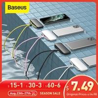 Baseus 7,2 дюймов плавающая подушка для плавания сумка Водонепроницаемый мобильный телефон Чехол сотовый Чехол для телефона для плавания и дай...
