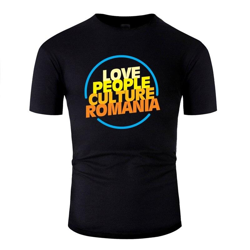 Crazy Romania, Romanian, Romanian Tshirt Men Cotton Men And Women T-Shirts Comical Gents